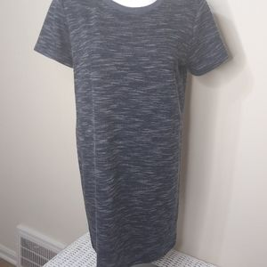 Forever 21 | Dark Gray T Shirt Mini Dress